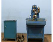 "6"" Dia 16"" Stroke Sunnen MBB-1650 MS, WITH CABINET  NICE AMOUNT OF TOOLING HONE,"