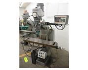 Bridgeport EZ Trak CNC Vertical Milling Machine, 2-Axis Machine