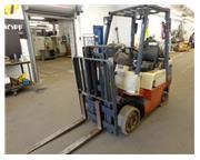 Nissan Model CPJ0ZAZSPV Forklift