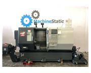 Haas DS-30SSY CNC Big Bore Sub Spindle Live Tool C Y Axis Turning