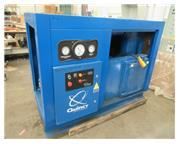 Quincy Model QSVB-20 20 hp Rotary Screw Type Air Compressor