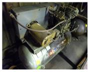 Ingersoll Rand Model 242-5C-3 Type 30 5HP Reciprocating Type Compressor