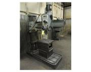 Ooya Model RE-1225H Radial Arm Drill