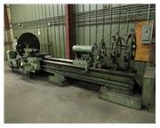 """Lieber Gap Bed Engine Lathe 38/54"""" x 160"""""""