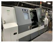 2013 Samsung SL-25/1000 CNC Turning Center