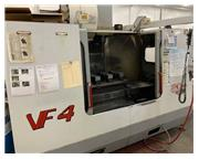 2000 Haas VF-4APC CNC Vertical Machining Center With APC