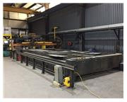 Esab Sabre SXE 10' x 22' Plasma/Oxy Fuel Shape Cutting Machine