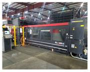 AMADA FO MII 3015NT 4KW Laser W/ Loader & Tower