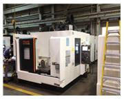 2015 Mazak VCU-500A/2P 5-Axis Vertical Machining Center w/ APC