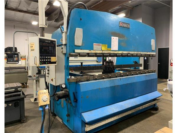 Used 138 Ton Amada RG-125 CNC Press Brake for sale - 142479