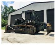 1989 CATERPILLAR D7G w/ 12 FT Straight Blade & Rear Ripper