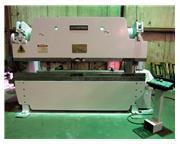 100 Ton x 10' ACCURPRESS 710010 Hydraulic, CNC BG,1998