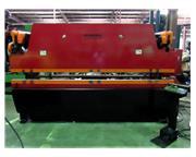 100 ton x 12' ACCURPRESS 710012 Hydraulic, CNC BG,  2000