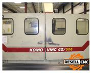 Komo VMC40/144 CNC Vertical Mill - 2000