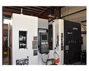 OKUMA MB-5000H CNC 4-Axis Horizontal Machining Center