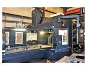 JOHNFORD DMC-3100SH CNC Double Column Vertical Machining Center