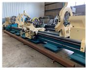 "Poreba 53"" x 236"" Manual Lathe, Model TR-135 B1 x 6M"