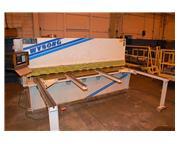 """Wysong 1/4"""" x 10' H2510 CNC Hydraulic Squaring Shear"""