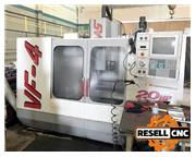 1998 Haas VF-4 CNC Vertical Mill (SN: 14979)