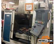 2002 Hurco VM-1 CNC Vertical Mill (SN: VX1-06024002AE)