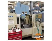 2000 OKK VM5 CNC Vertical Machining Center (SN: 260)