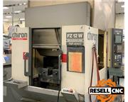 2004 Chiron FZ-12W Dual Pallet CNC Vertical Mill (SN: 260-49)