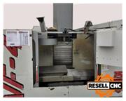 1996 Haas VF-4 CNC Vertical Mill with 4th Axis (SN: 10907)