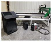 SHOP SABRE CNC PLASMA/WATER CUTTING MACHINE