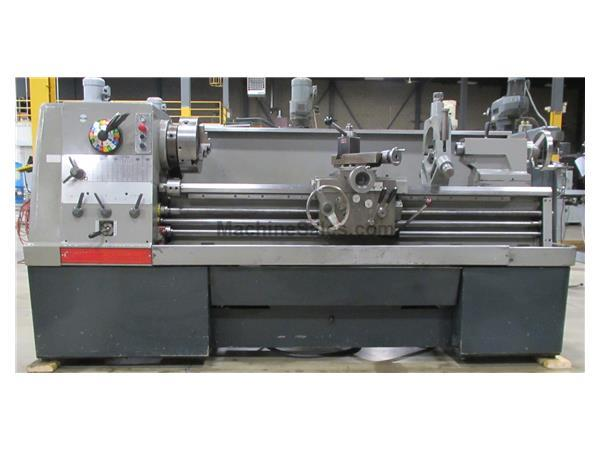 "1983 CLAUSING COLCHESTER MODEL 8051 GEARED HEAD ENGINE LATHE, 17"" x 60"