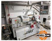 2006 Haas TL-1 CNC Lathe (SN: 3074072)