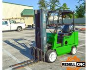 1992 Clark GCX25 5,000 Lb. Cap. LPG Forklift