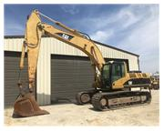 2003 CATERPILLAR 330 CL W/ ENCLOSED CAB W/ A/C & HEAT - E7164
