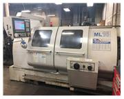 MILLTRONICS ML 16/40 2-AXIS COMBINATION CNC LATHE