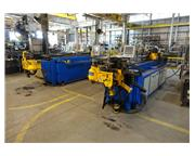 Horn 5-Axis CNC 50TBRE Electric/Hydraulic Tube Bender