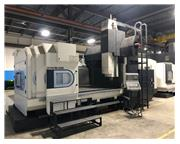 MIGHTY VIPER Pro-3210AG CNC Double Column Vertical Machining Center