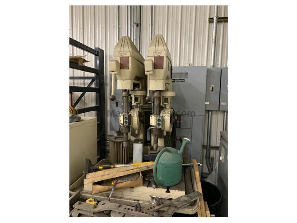 AVEY TWO SPINDLE DRILL PRESS