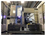 Doosan DBC-110 II CNC Table Type Horizontal Boring Mill