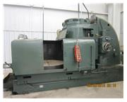 "Blanchard , 60"", wet base, 75 HP, 3/4"" mag chuck, 42"" grind segment wheel,"