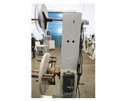 """600 lb. PA Industries # SRA-600 , 10"""" W, 8"""" -18"""" ID, V/S drive, adj shafts,"""