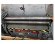 "4' x 12 ga. Webb # BR450 , Initial Pinch Power Roll, 4-1/4"" roll diameter, 16 FPM, ai"