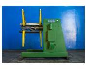 "6000 lb. Regal # 6000-18SRNP , coil reel, 18"" width, 60"" OD, 14"" -24"""