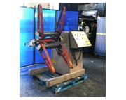"""4000 lb. PRE # PR-184000-DC , coil reel, 18"""" width, 60"""" OD, 15"""" -20"""" I"""