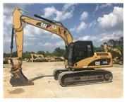 Caterpillar 315DL w/ Enclosed Cab w/ A/C & Heat - Stock Number: E7185