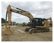 2012 CATERPILLAR 329 EL CAB W/ A/C & HEAT - E7154
