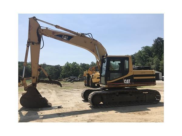 1999 Caterpillar 318BL / Enclosed Cab w/ A/C & Heat - Stock Number: E71