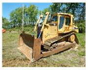 1998 Caterpillar D6R XL w/ Rear Winch & Cab w/ A/C & Heat - E7191