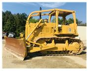 1978 Caterpillar D6D w/ Angle Blade & Sweeps - Stock Number: E7182