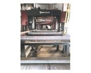 VOORTMAN CNC BEAM DRILL V630/1000 AND MITERING AUTOMATIC MITERING BANDSAW