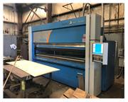 2010 Safan, 10' x 100 Ton Electric Press Brake,