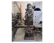 "Bridgeport, 9""x42"" Tbl.,24""Long, 12""Cross,16""Knee,"